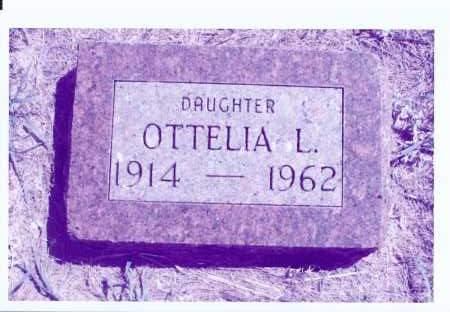 WOLFF, OTTELIA L. - McIntosh County, North Dakota | OTTELIA L. WOLFF - North Dakota Gravestone Photos