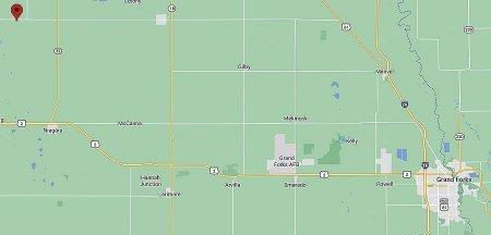 03, CEMETERY PHOTO - Nelson County, North Dakota   CEMETERY PHOTO 03 - North Dakota Gravestone Photos