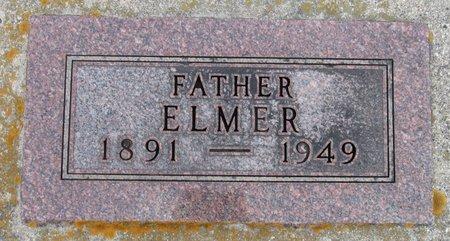ALME, ELMER - Nelson County, North Dakota   ELMER ALME - North Dakota Gravestone Photos