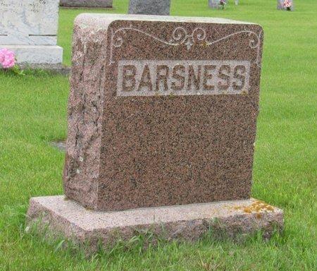 BARSNESS, FAMILY MARKER - Nelson County, North Dakota   FAMILY MARKER BARSNESS - North Dakota Gravestone Photos