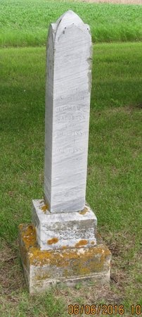 JACOBSON, JERMAN O. - Nelson County, North Dakota | JERMAN O. JACOBSON - North Dakota Gravestone Photos