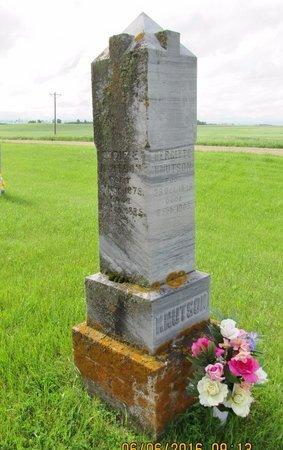 KNUTSON, EDDIE - Nelson County, North Dakota | EDDIE KNUTSON - North Dakota Gravestone Photos