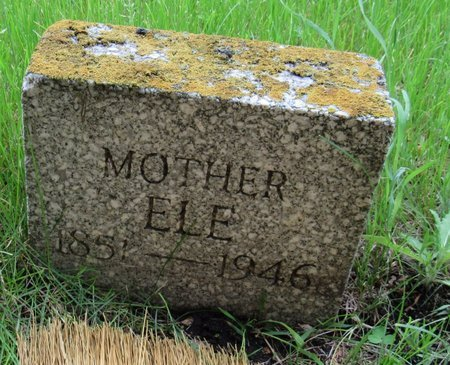 LOKEN, ELE - Nelson County, North Dakota | ELE LOKEN - North Dakota Gravestone Photos