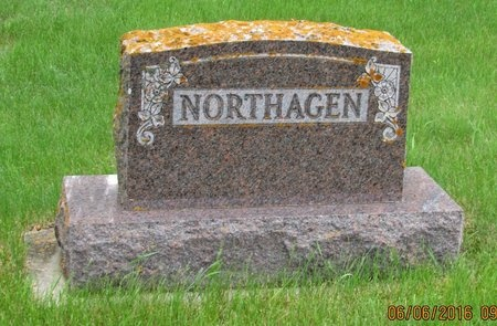 NORTHAGEN, FAMILY MARKER - Nelson County, North Dakota   FAMILY MARKER NORTHAGEN - North Dakota Gravestone Photos
