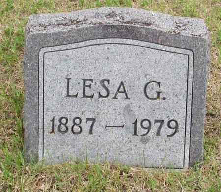 OLSON, LESA G. - Nelson County, North Dakota   LESA G. OLSON - North Dakota Gravestone Photos