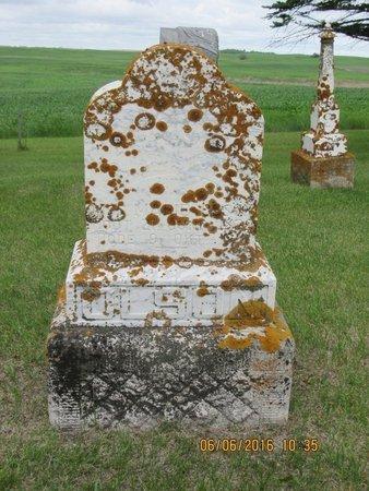 OLSON, MARIE - Nelson County, North Dakota   MARIE OLSON - North Dakota Gravestone Photos