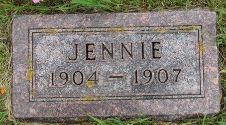 QUAM, JENNIE - Nelson County, North Dakota | JENNIE QUAM - North Dakota Gravestone Photos