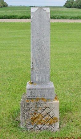 RUSTEBAKKE, TILDA - Nelson County, North Dakota   TILDA RUSTEBAKKE - North Dakota Gravestone Photos