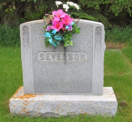 SEVERSON, FAMILY MARKER - Nelson County, North Dakota | FAMILY MARKER SEVERSON - North Dakota Gravestone Photos