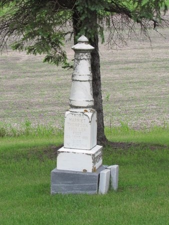 THOMPSON, THORA HARRIET - Nelson County, North Dakota | THORA HARRIET THOMPSON - North Dakota Gravestone Photos