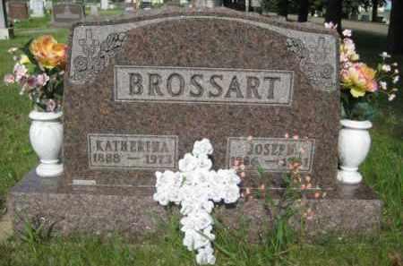 BROSSART, KATHERINA - Pierce County, North Dakota | KATHERINA BROSSART - North Dakota Gravestone Photos