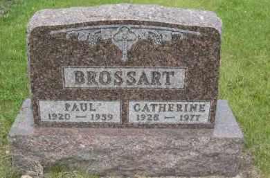 BROSSART, PAUL - Pierce County, North Dakota | PAUL BROSSART - North Dakota Gravestone Photos