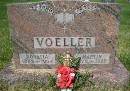 VOELLER, MARTIN NICHOLAS - Pierce County, North Dakota | MARTIN NICHOLAS VOELLER - North Dakota Gravestone Photos