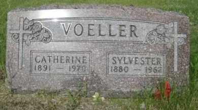 VOELLER, SYLVESTER - Pierce County, North Dakota | SYLVESTER VOELLER - North Dakota Gravestone Photos