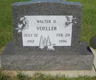VOELLER, WALTER - Pierce County, North Dakota | WALTER VOELLER - North Dakota Gravestone Photos
