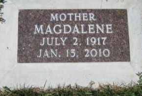 VOLK, MAGDALENA - Pierce County, North Dakota | MAGDALENA VOLK - North Dakota Gravestone Photos