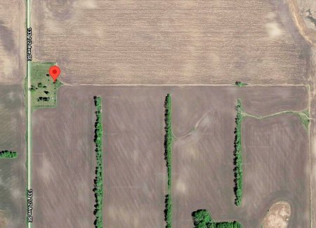 05-CEMETERY, SKY VIEW - Ransom County, North Dakota   SKY VIEW 05-CEMETERY - North Dakota Gravestone Photos