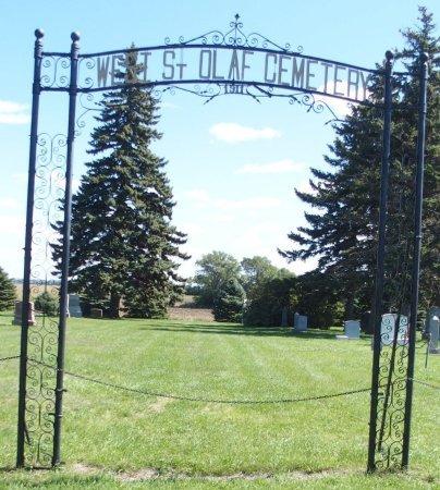 02-CEMETERY, SIGN - Ransom County, North Dakota | SIGN 02-CEMETERY - North Dakota Gravestone Photos