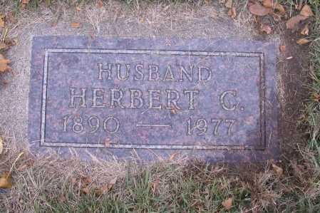 CARLSON, HERBERT C. - Richland County, North Dakota | HERBERT C. CARLSON - North Dakota Gravestone Photos