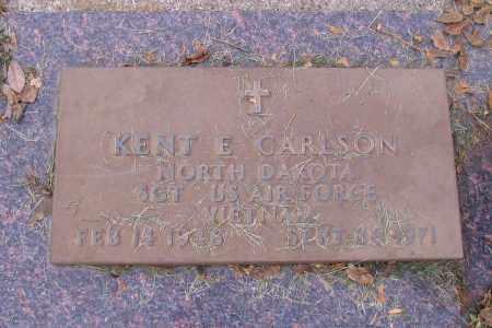 CARLSON, KENT E. - Richland County, North Dakota | KENT E. CARLSON - North Dakota Gravestone Photos