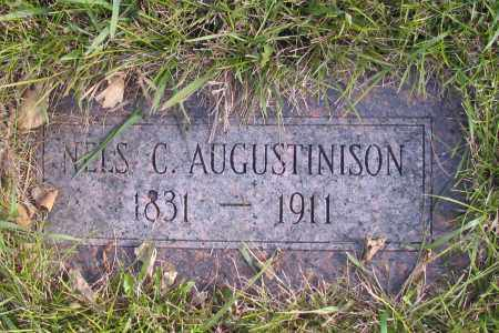 AUGUSTINISON, NELS C. - Richland County, North Dakota | NELS C. AUGUSTINISON - North Dakota Gravestone Photos