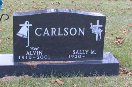 "CARLSON, ALVIN ""EBB"" - Richland County, North Dakota   ALVIN ""EBB"" CARLSON - North Dakota Gravestone Photos"