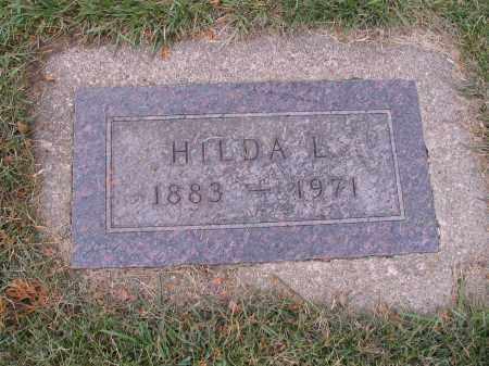 CARLSON, HILDA L. - Richland County, North Dakota   HILDA L. CARLSON - North Dakota Gravestone Photos