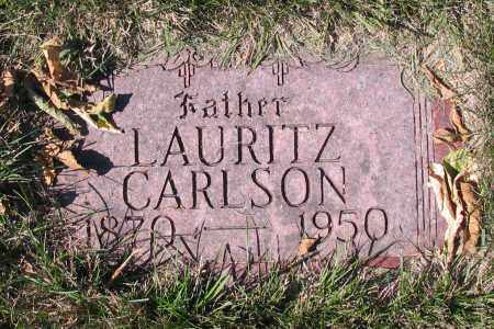 CARLSON, LAURITZ - Richland County, North Dakota | LAURITZ CARLSON - North Dakota Gravestone Photos