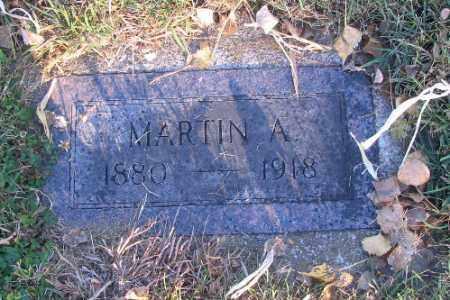 CARLSON, MARTIN A. - Richland County, North Dakota | MARTIN A. CARLSON - North Dakota Gravestone Photos