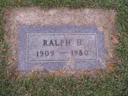 CARLSON, RALPH H. - Richland County, North Dakota | RALPH H. CARLSON - North Dakota Gravestone Photos