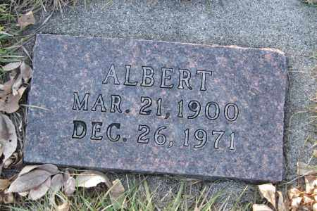 DULLUM, ALBERT - Richland County, North Dakota   ALBERT DULLUM - North Dakota Gravestone Photos