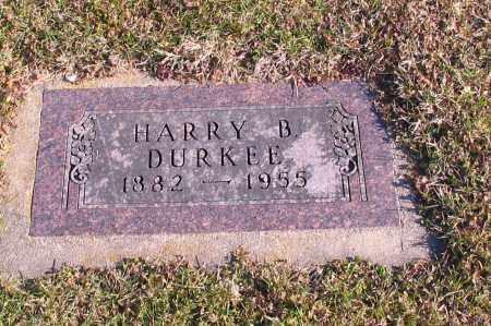 DURKEE, HARRY B. - Richland County, North Dakota   HARRY B. DURKEE - North Dakota Gravestone Photos