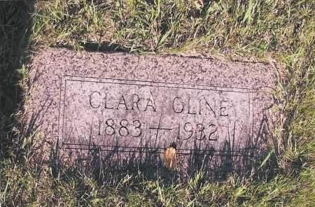 ERICKSON, CLARA OLINE - Richland County, North Dakota   CLARA OLINE ERICKSON - North Dakota Gravestone Photos