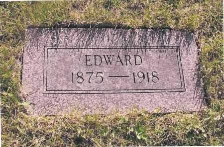 ERICKSON, EDWARD - Richland County, North Dakota | EDWARD ERICKSON - North Dakota Gravestone Photos