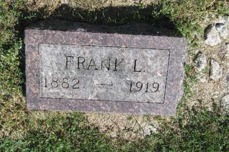 GABRIEL, FRANK L. - Richland County, North Dakota | FRANK L. GABRIEL - North Dakota Gravestone Photos