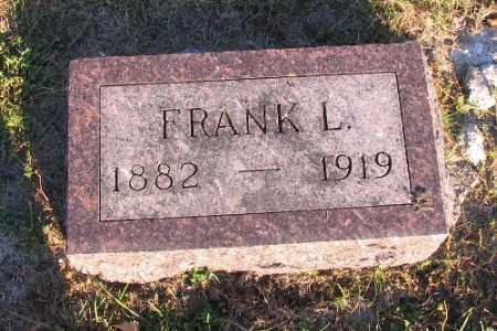 GABRIEL, FRANK L. - Richland County, North Dakota   FRANK L. GABRIEL - North Dakota Gravestone Photos