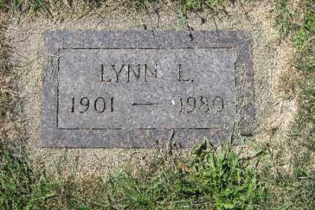 GABRIEL, LYNN L. - Richland County, North Dakota | LYNN L. GABRIEL - North Dakota Gravestone Photos