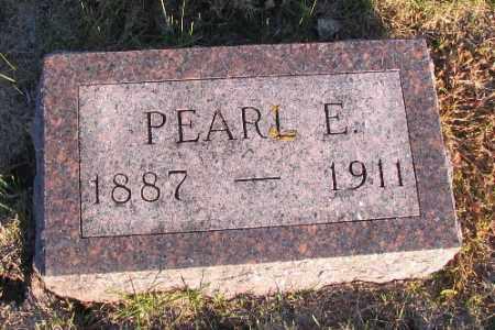 GABRIEL, PEARL E. - Richland County, North Dakota | PEARL E. GABRIEL - North Dakota Gravestone Photos