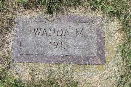 GABRIEL, WANDA M. - Richland County, North Dakota | WANDA M. GABRIEL - North Dakota Gravestone Photos