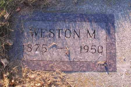 GABRIEL, WESTON M. - Richland County, North Dakota | WESTON M. GABRIEL - North Dakota Gravestone Photos