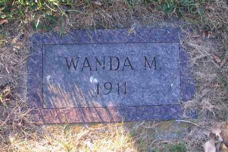 GABRIEL, WANDA M. - Richland County, North Dakota | WANDA M. GABRIEL - North Dakota Gravestone Photos