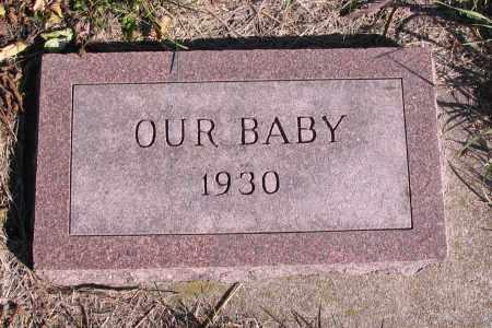 HACKEY, BABY - Richland County, North Dakota | BABY HACKEY - North Dakota Gravestone Photos