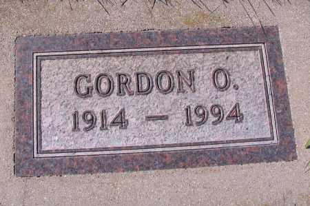 HACKEY, GORDON O. - Richland County, North Dakota   GORDON O. HACKEY - North Dakota Gravestone Photos