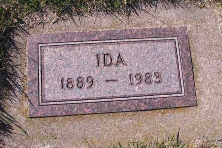 HACKEY, IDA - Richland County, North Dakota | IDA HACKEY - North Dakota Gravestone Photos