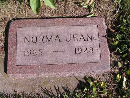 HACKEY, NORMA JEAN - Richland County, North Dakota | NORMA JEAN HACKEY - North Dakota Gravestone Photos