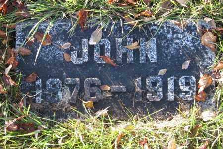 JACOBSON, JOHN - Richland County, North Dakota | JOHN JACOBSON - North Dakota Gravestone Photos