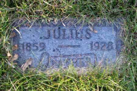 JACOBSON, JULIUS - Richland County, North Dakota | JULIUS JACOBSON - North Dakota Gravestone Photos