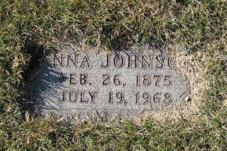 JOHNSON, ANNA - Richland County, North Dakota | ANNA JOHNSON - North Dakota Gravestone Photos