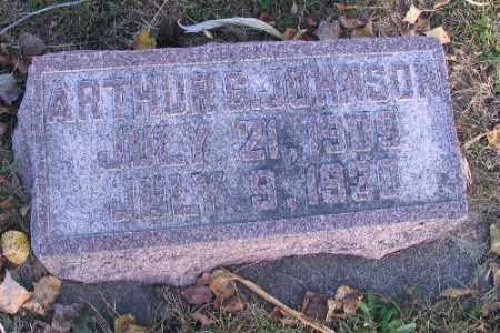 JOHNSON, ARTHUR - Richland County, North Dakota | ARTHUR JOHNSON - North Dakota Gravestone Photos