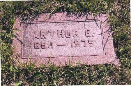 JOHNSON, ARTHUR E. - Richland County, North Dakota | ARTHUR E. JOHNSON - North Dakota Gravestone Photos